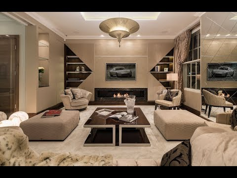 ULTIMATE LONDON LUXURY HOME - designed by 1.61 London & show