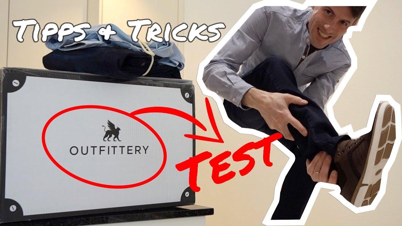 der online kleider-shop für männer outfittery | test