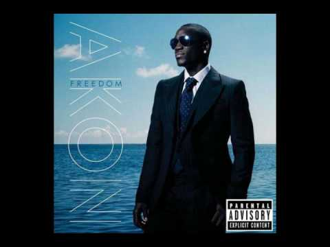 Akon - Freedom (Free Album Download Link! Released 12/2/2008