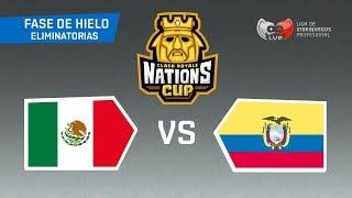 CR Nations Cup  Mexico vs Ecuador