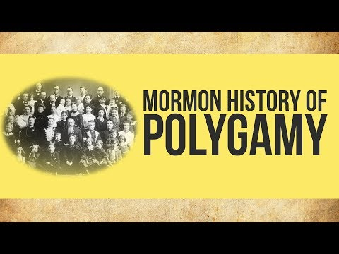 an examination of the controversial practice of polygamy of the mormons 3 the doctrine of the church of jesus christ of latter-day saints still teaches that polygamous marriage is necessary for exaltation to godhood so using the bible as a template for the mormon practice of polygamy is completely bogus in addition, there are serious problems with the claims.