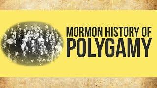 Mormon History of Polygamy   Mormon Facts