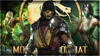 Mortal Kombat 11 The Reveal Live Reaction! #MK11 Gameplay Reveal, NEW ROSTER + More!!
