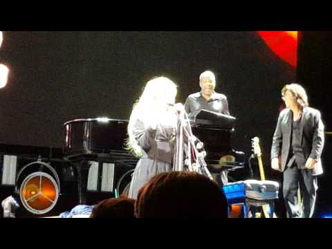 Stevie's post-Edge speech to audience - Columbia, SC 11/12/16