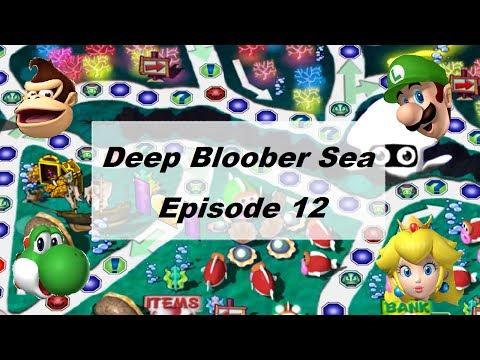 Every Mario Party Board Ep. 12 [Deep Bloober Sea]