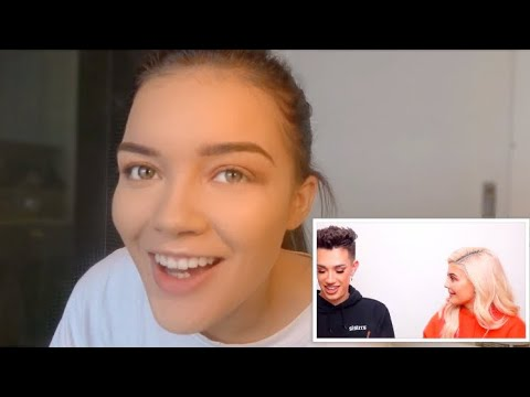 I TRIED RECREATING JAMES CHARLES' HALLOWEEN LOOK ON KYLIE JENNER    And mastered it... thumbnail