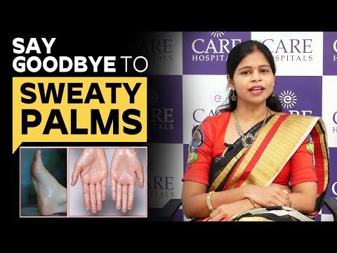 Say Goodbye To Sweaty Palms - Dr. Swapna Priya - CARE Hospitals