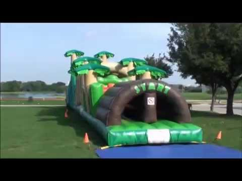 Tropic Obstacle Course for Rent - Dallas, TX