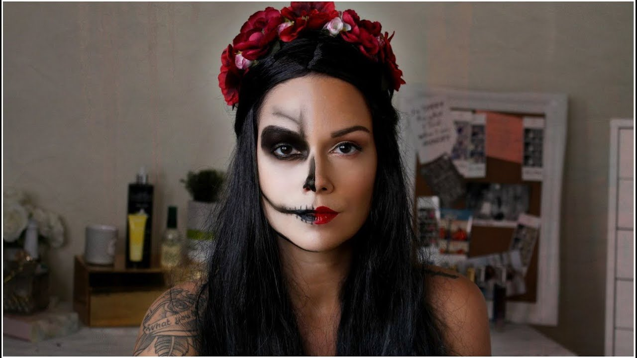 Costume Halloween Facile Amazing Makeup Halloween Facile No Latex