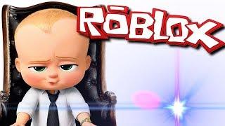 BABY BOSS - ROBLOX
