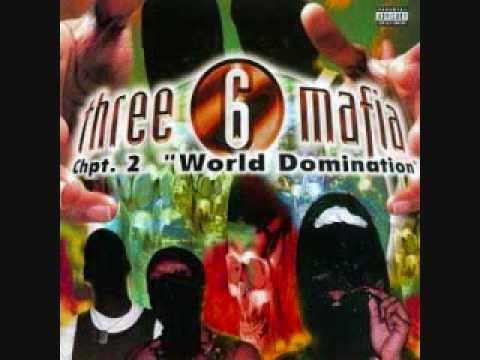 Three 6 Mafia-Neighborhood Hoe