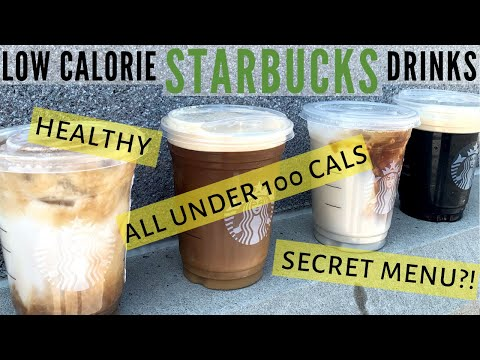 LOW CAL STARBUCKS SWAPS