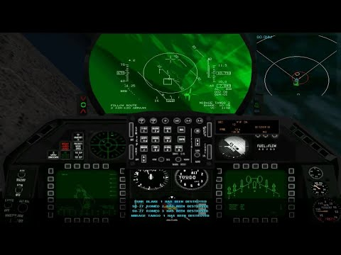F-16 Multirole Fighter - Campaign 3 - Mission 7  