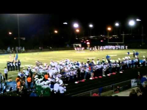 Ragsdale High School Band Star Spangled Banner