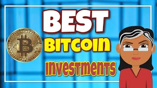 best bitcoin investments - The Worlds Best And Highest Paying Bitcoin Investments!