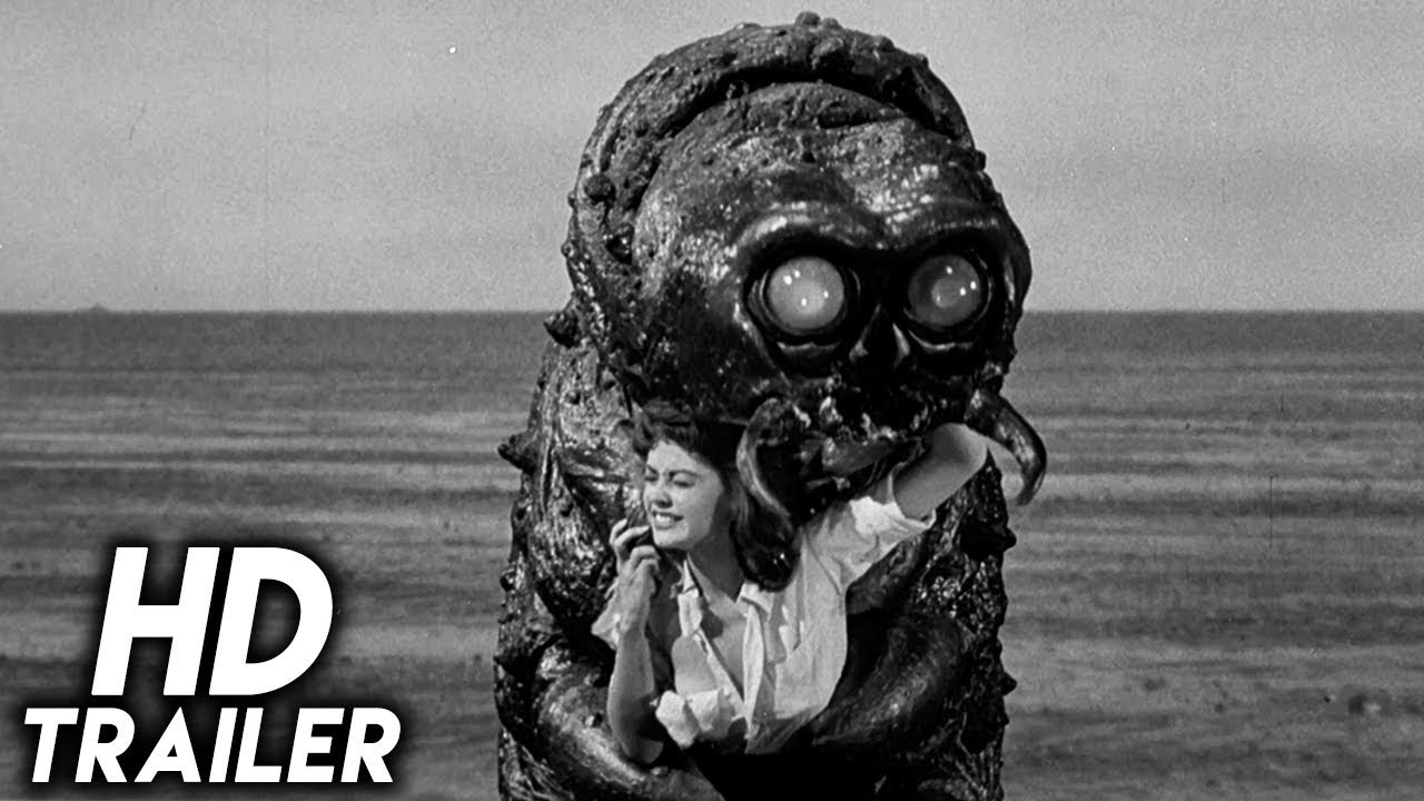 Download The Monster That Challenged the World (1957) ORIGINAL TRAILER [HD 1080p]