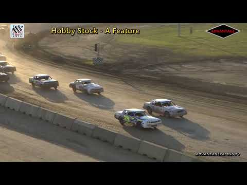 Hobby Stock Feature - Clay County Speedway - 7/8/18
