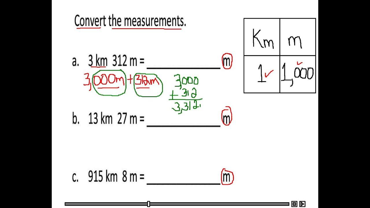 4th Grade Math Common Core Module 2 Lesson 1 Part 2