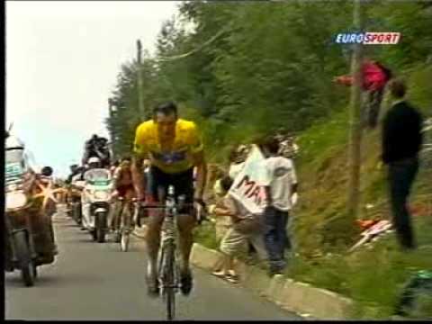 TOUR DE FRANCE 2003-LUZ ARDIDEN parte 2
