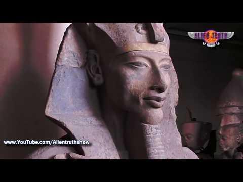 CONOCE AL ALIENÍGENA QUE GOBERNÓ EGIPTO   ALIEN TRUTH