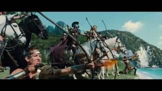 Чудо-женщина ► Амазонки против немцев ► Битва Амазонок