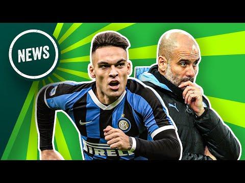 GUARDIOLA alla Juve: ci risiamo? + EMERGENZA Handanović, l'Inter su Viviano? ► Onefootball News