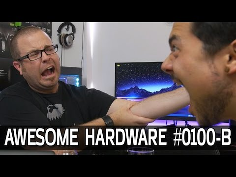 Awesome Hardware Episode 100!!! Congrats to us!
