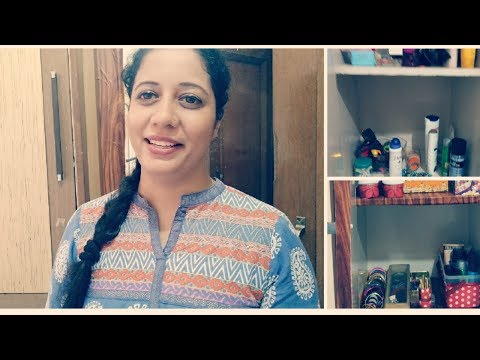 Without Spending Single Rupee Organize Bathroom Closet||DIY Bathroom Closet Organizing Ideas