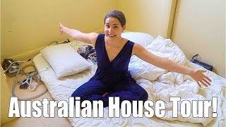 WE SLEPT ON THE FLOOR for 4 MONTHS! Australia House Tour and MAJOR Life Update!!