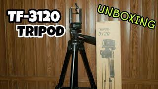 Tripod TF - 3120 | UnBoxing | From Daraz.pk
