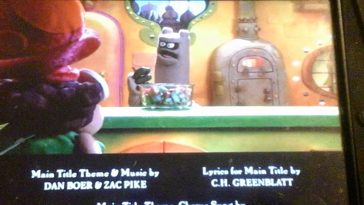 Closing To Chowder The Fire Breather 2003 Dvd Youtube