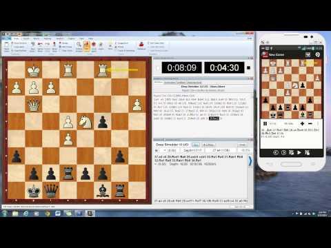Komodo 8: the smartphone vs desktop challenge | ChessBase
