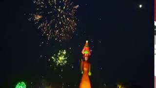 Biggest n the Best DUSSHEHRA festival in INDIA(INCREDIBLE INDIA) - One of the best fireworks in