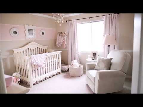 Diseno De Cuartos Para Bebes Ninas Youtube