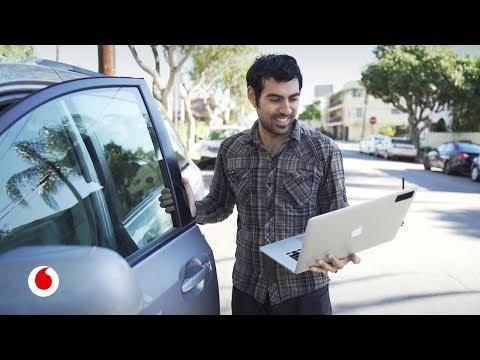 Samy Kamkar, hacker, te ayuda proteger tu ordenador, tu smartphone... tu coche