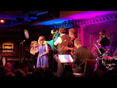 "Avenue Q 15th Anniversary Reunion Concert @ 54 Below ""The Internet Is For Porn"" Rick Lyon"