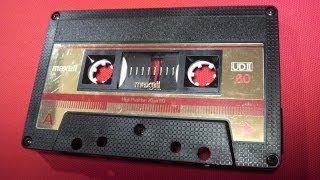 マクセル カセットテープ maxell UDⅡ High Position TypeⅡ Retro Vintage Compact Cassette Collection
