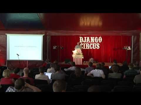 Image from DjangoCon EU 2013: Lennart Regebro - Prehistorical Python: Patterns past their prime