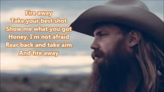 Fire away lyrics