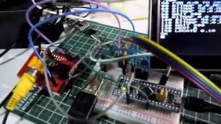 Blue Pillボード(STM32F103C8T6)で豊四季Tiny BASIC(1)