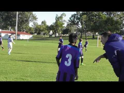 Perth Glory vs. Bayswater City SC (NPL U12) First Half