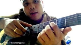 [Guitar] Phía Sau Một Cô Gái - Hướng dẫn Intro full