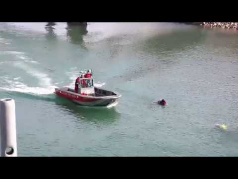 Calgary Water Rescue [Response + On Scene]
