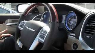 2011 Chrysler 300C Test Drive
