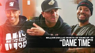 """Million Dollaz Worth of Game Episode 99 """"Dame Time"""" featuring Damian Lillard"""
