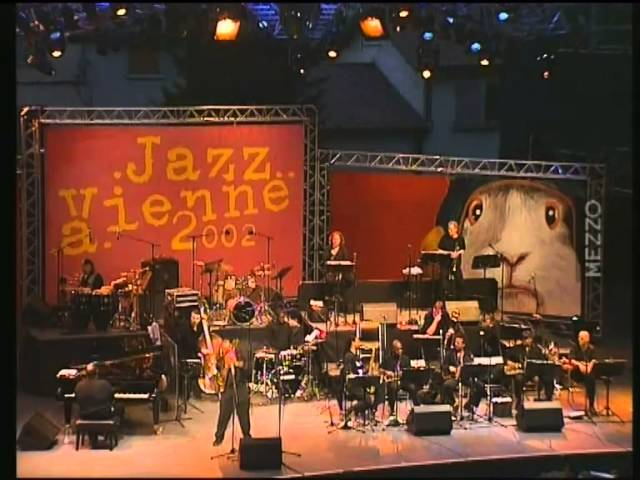 Mingus Big Band   Live at Vienna 2002