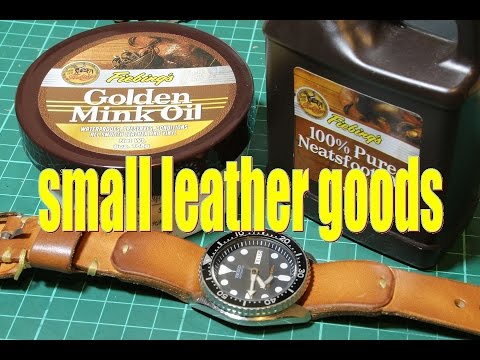 Red Wing Boot Oil Vs Mink Oil 13