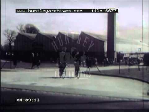 Mining in Somerset, 1960's - Film 6677