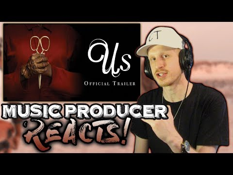 Music Producer Reacts to Us - Official Trailer (EXPLAINING THE MUSIC!)