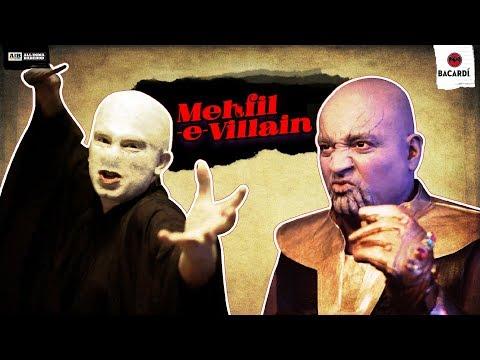 AIB : Mehfil E Villain #BacardiHouseParty